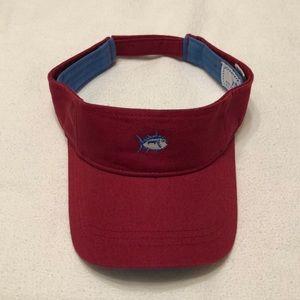 New! Men's adjustable visor by Southern Tide